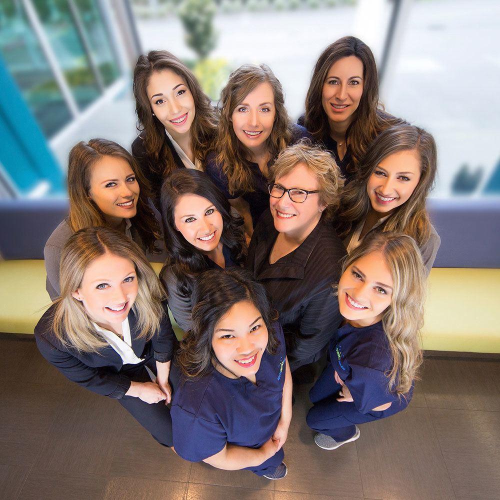 orthodontist team