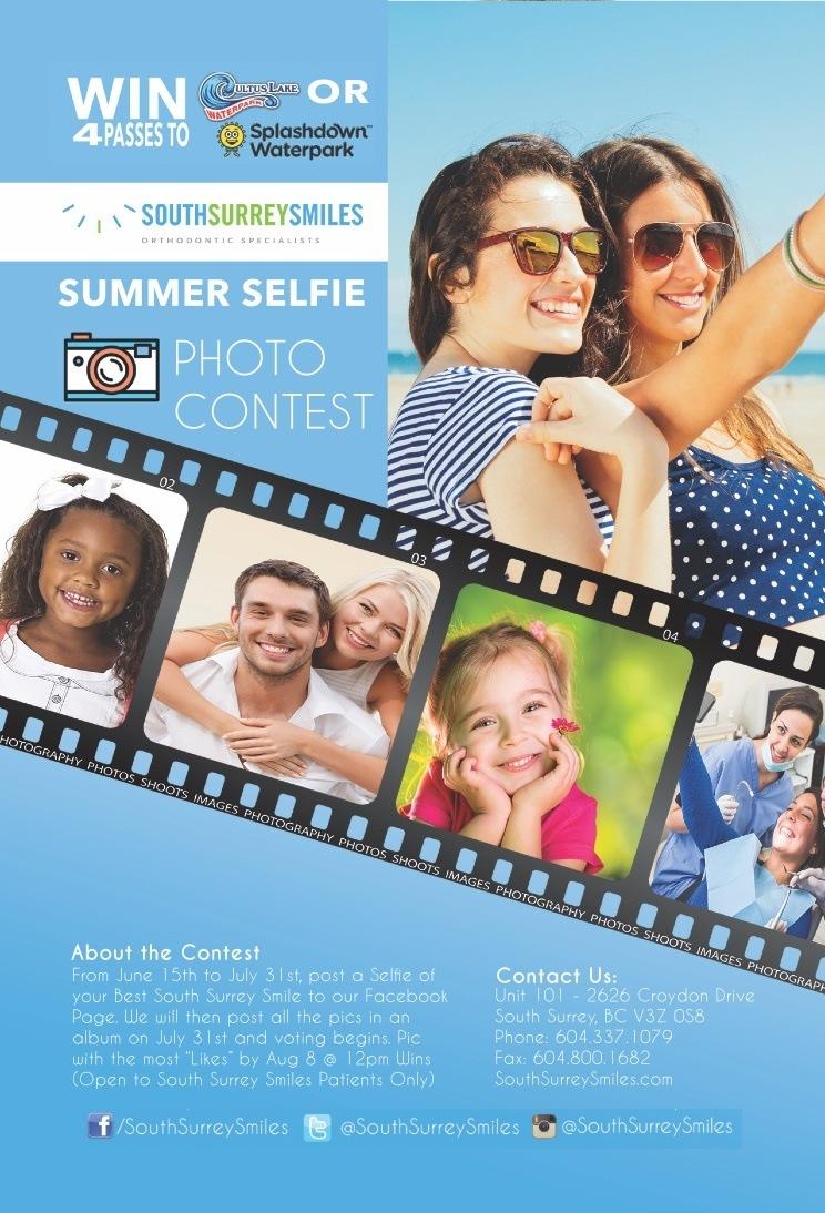 SSS Summer Selfie