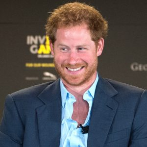 prince harry braces