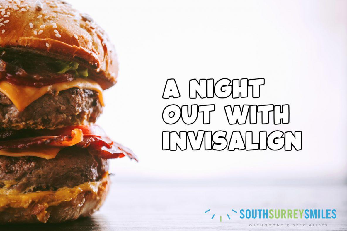 dont worry about your invisalign when your eat out or night out